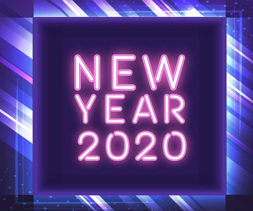New Year's Resolutions Sales 2020