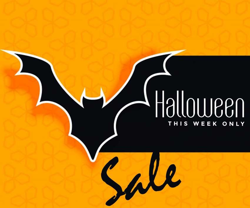 Halloween Sales 2019 Coupon Codes